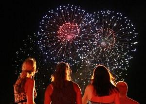 Fireworks Family